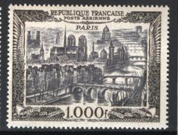 Francia 1950 Posta Aerea Unif.A29 **/MNH VF - 1927-1959 Ungebraucht