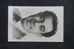 ARTISTE - DUVALLES - Carte Postale Dédicacée D'époque - P 22688 - Entertainers