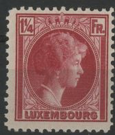 LUXEMBOURG N° 250 COTE 70 € NEUFS ** MNH 1 1/4 ROSE CARMINE 1934- 1935 - Luxemburg