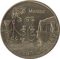 2019 MDP438 - MENTON - Musée Jean Cocteau / MONNAIE DE PARIS - 2019