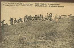 Carte Postale N°8. Force Publique - Enteros Postales
