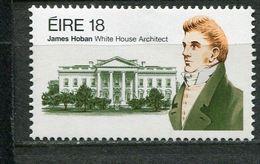 Ireland Mi# 448 Postfrisch/MNH - White House Arcitect - Unused Stamps