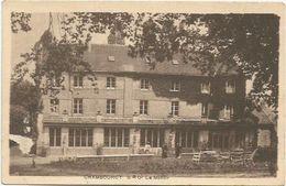 CPA  Chambourcy Le Manoir - Chambourcy
