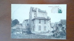 CARTE POSTALE ANCIENNE - SEINE ET MARNE 77 - ETREPILLY - LE MOULIN - France