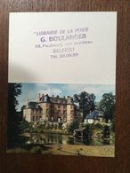 EN NORMANDIE CHATEAU FAY COUTERNE - Calendriers