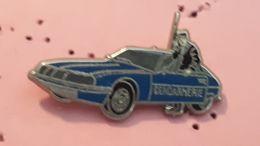 PINS VEHICULE GENDARMERIE / SM 1971 / BALLARD - Police