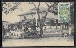 CPA 98 - Tahiti, American Consulate - Polynésie Française