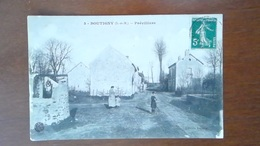 CARTE POSTALE ANCIENNE - SEINE ET MARNE 77 - BOUTIGNY - PREVILLIERS - ANIMEE - France