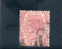 STRAIT SETTLEMENTS 1882-99 O FILIGRANE CA - Straits Settlements