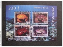 Polynésie:  TB BF N° 37, Neuf XX. - Blocks & Kleinbögen