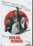 DVD SOLEIL ROUGE Avec Alain Delon Charles Bronson - Western / Cowboy