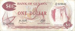 GUYANA - 1 DOLLARS (529641) - Guyana