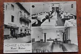 PORTOVECCHIO (CORSE) - CPSM GRAND FORMAT - HOTEL HOLZER - CHEZ LOUIS - Francia