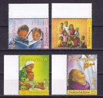 Botswana 2009 Children's Health 4v MNH - Botswana (1966-...)