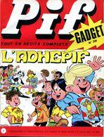 Pif Gadget N°226 - Fanfan La Tulipe -  Jacques Flash - Davy Crockett - Pif Gadget