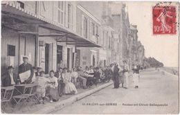 80. ST-VALERY-SUR-SOMME. Restaurant Chivot-Bellegueulle - Saint Valery Sur Somme