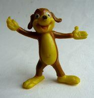 RARE FIGURINE BRABO 1969 VAILLANT PIF GADGET - PIF (2) Manque Les Mèches - Figurines