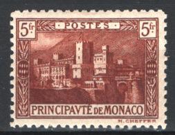 Monaco 1922 Unif. 62 **/MNH VF/F - Monaco