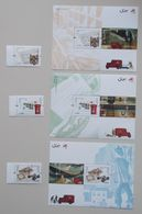 Portugal -Medeira-Azoren 2020 Cept PF Block + Stamp - 2019