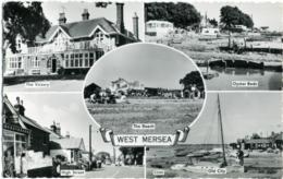 WEST MERSEA  ESSEX  Multiview - Otros