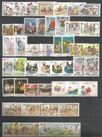 44 Stamps - MNH - Europa-CEPT - Art - Childrens - 1989 - Europa-CEPT