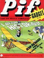 Pif Gadget N°227 - Loup-Noir - Docteur Justice - Pif Gadget