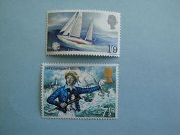 Bateaux  Grande Bretagne Yv 494 - 658 ** MNH Michel  469 - 595  Scott 517 - 669 SG  751 - 902  Ships - 1952-.... (Elizabeth II)