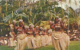 ( TAHITI  )( POLYNESIE FRANCAISE ) DANSE TAHITIENNE - Polynésie Française