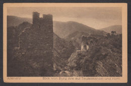 107098/ ALTENAHR, Blick Von Burg Are Auf Teufelskanzel Und Horn - Deutschland