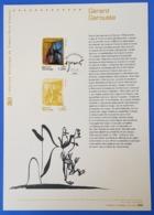 Timbre De 2008 N° 4244  Avec Oblitération Cachet à Date 2008 Sur Feuille   TTB - Used Stamps