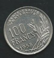 France - 100 Francs 1958 Pia 22604 - France