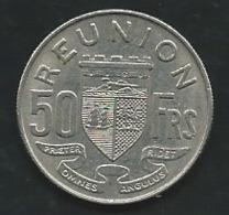 Reunion 50 Francs 1964 Pia 22607 - Réunion