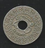 Empire Chérifien    25 CENTIMES 1921 MAROKKO    Pia 22611 - Marokko