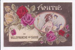 CP 69 VILLEFRANCHE SUR SAONE Amitié - Villefranche-sur-Saone