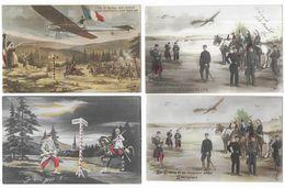Patriotiques Lot De 300 CPA - Cartes Postales