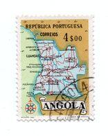 ANGOLA»1955»USED - Angola