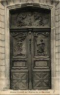 CPA Antibes - Grand Portail De L'Eglise De La Paroisse (639183) - Antibes - Vieille Ville