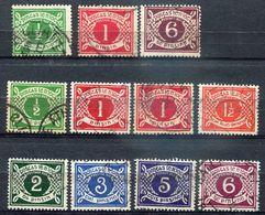 Ireland Collection Portomarken/postage Due Gebraucht/used Mit Mi# 1 - Segnatasse