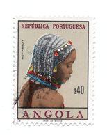 ANGOLA»1961»USED - Angola