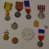 Lot De Médailles, Distinctions, Insignes Diverses - Non Classés