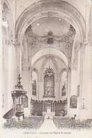 Luneville   165         Intérieur De L'église St Jacques - Francia