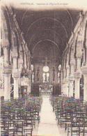 Luneville   166         Intérieur De L'église Saint Maur - Francia