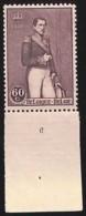 [160091]TB//**/Mnh-Belgique 1930 - N° 302-pl6, Léopold 1er, Planche 6, Rois - ....-1960