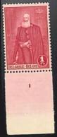 [160096]TB//**/Mnh-Belgique 1930 - N° 303-pl1, Léopold 2, Planche 1, Rois - ....-1960