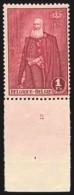 [160100]TB//**/Mnh-Belgique 1930 - N° 303-pl2, Léopold 2, Planche 2, Légère Adhérence, Rois - ....-1960