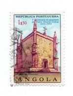 ANGOLA»1968»USED - Angola