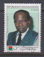 MADAGASCAR, USED STAMP, OBLITERÉ, SELLO USADO. - Madagascar (1960-...)