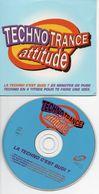 TECHNO TRANCE ATTITUDE - DANCE ATTITUDE 5 - Dance, Techno & House