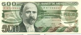500 PESOS 1983 - Mexiko