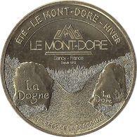 2019 MDP283 - LE MONT DORE - Sommet Du Sancy 5 (Sources De La Dordogne) / MONNAIE DE PARIS - 2019